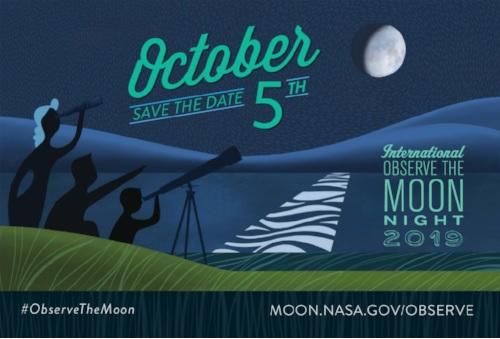 foto Appuntamento mondiale per l'osservazione della Luna (International Observe Moon Nigth)