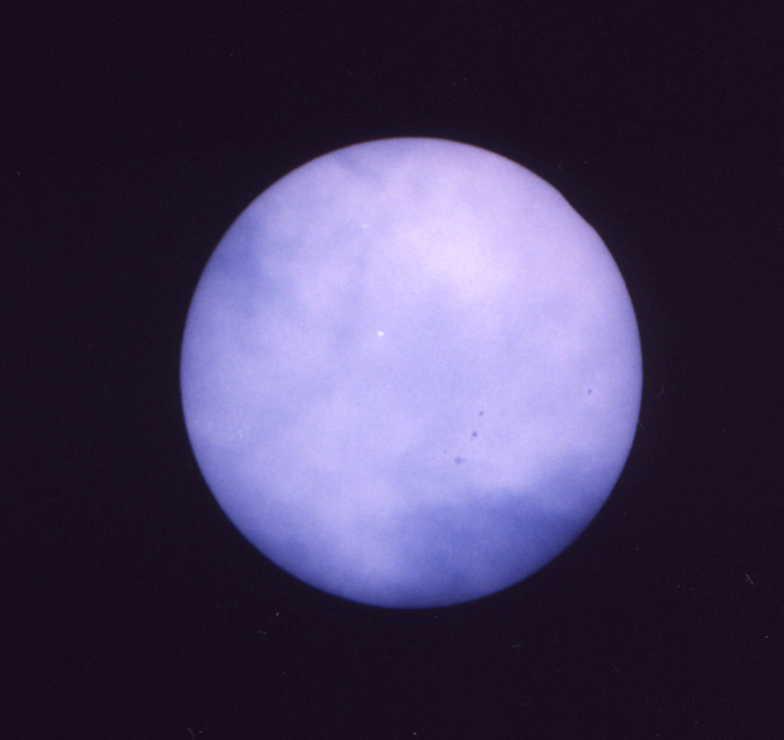 foto Eclissi di Sole - Austria 11 08 1999