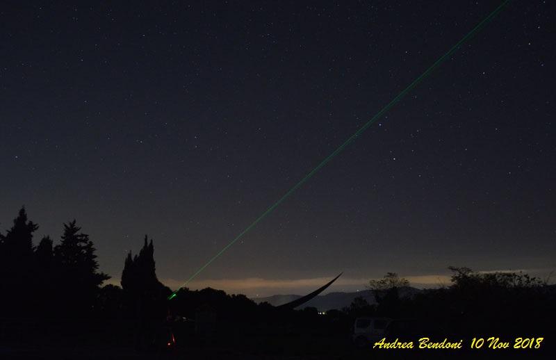 foto Astrofili a Torre Luciana