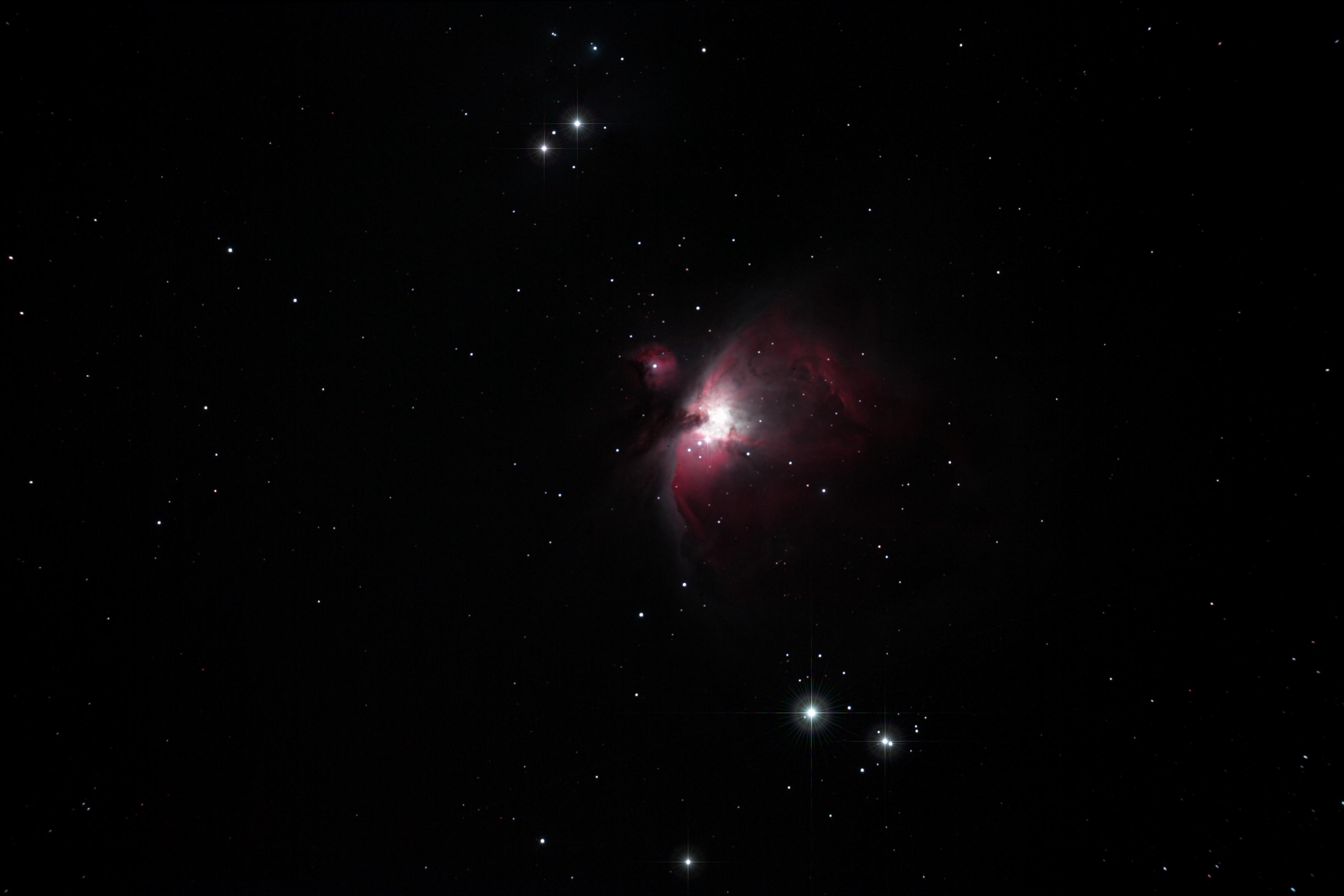 foto M42 - Nebulosa in Orione