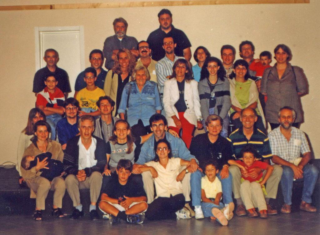 foto Compleanno di Margherita Hack - 1999