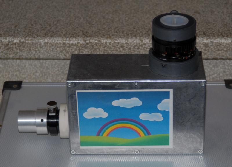 foto Spettroscopio