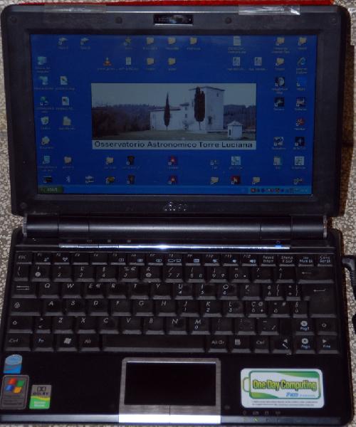foto PC portatile