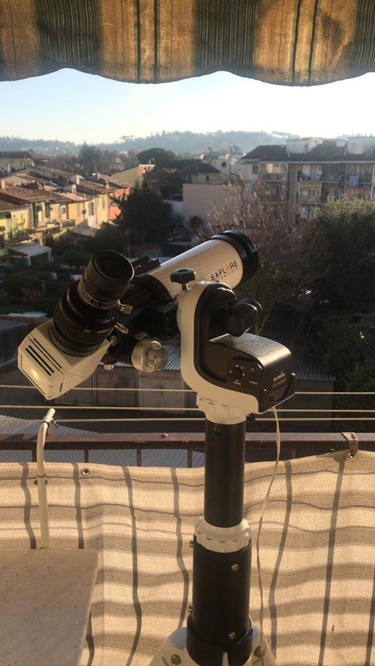 foto APO + Prisma di Herschel