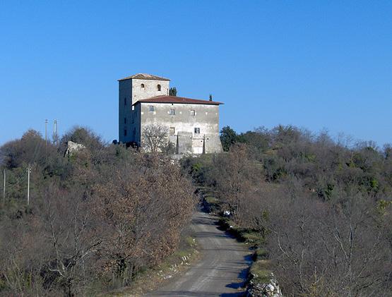 foto dell' Osservatorio Torre Luciana